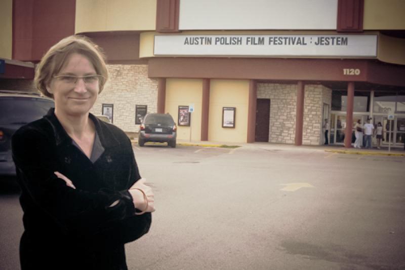 APFF guest, Dorota Kedzierzawska