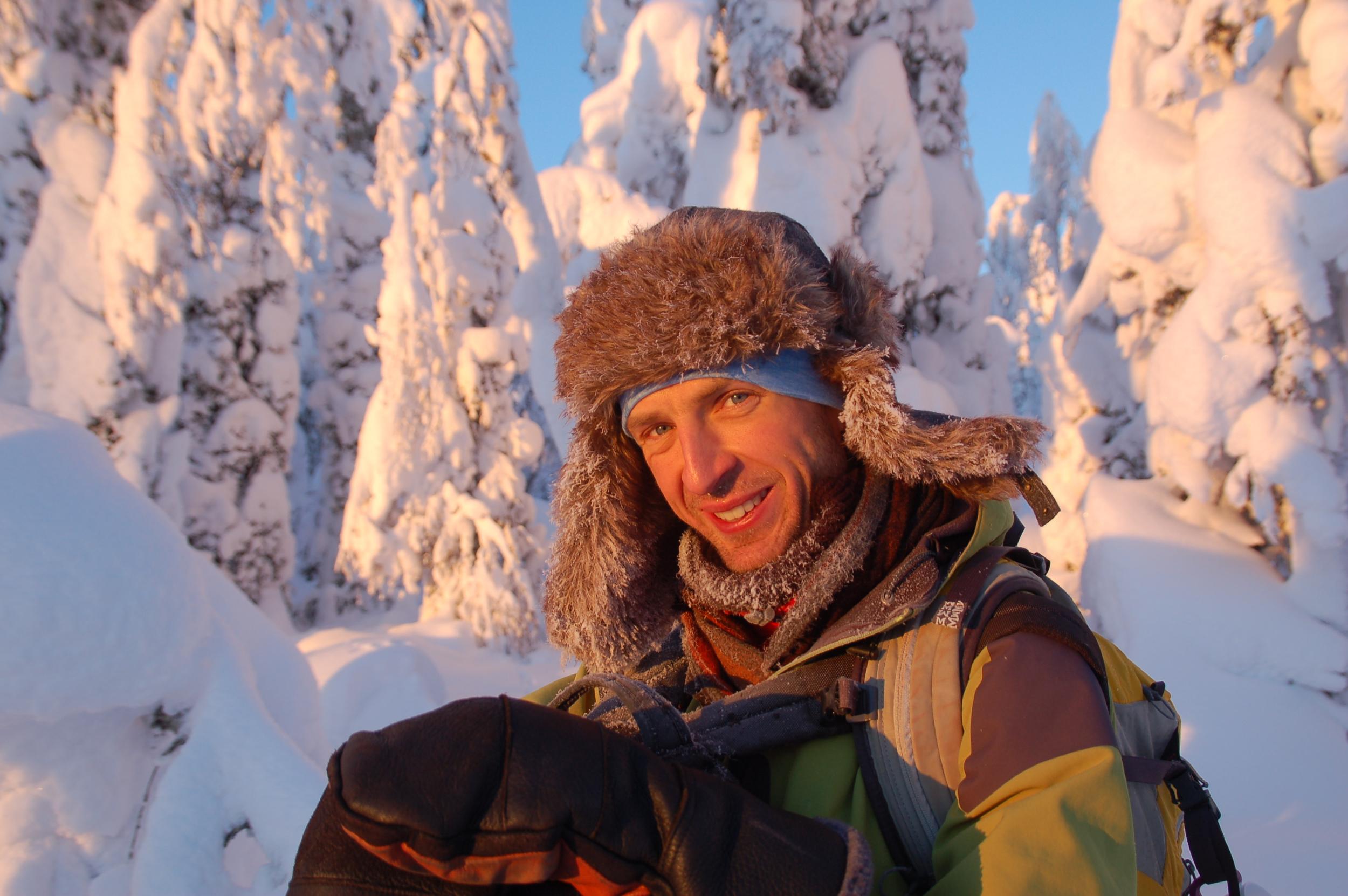 Nous espérons faire votre connaissance en Laponie l'hiver prochain! Tuomas & Johanna
