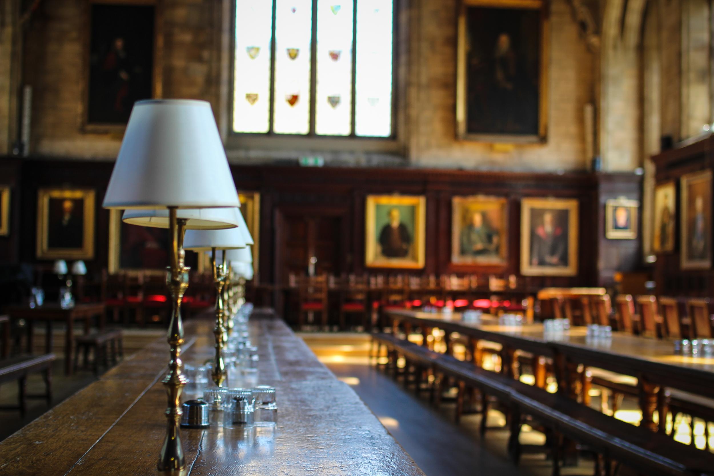 Oxford University, 2014