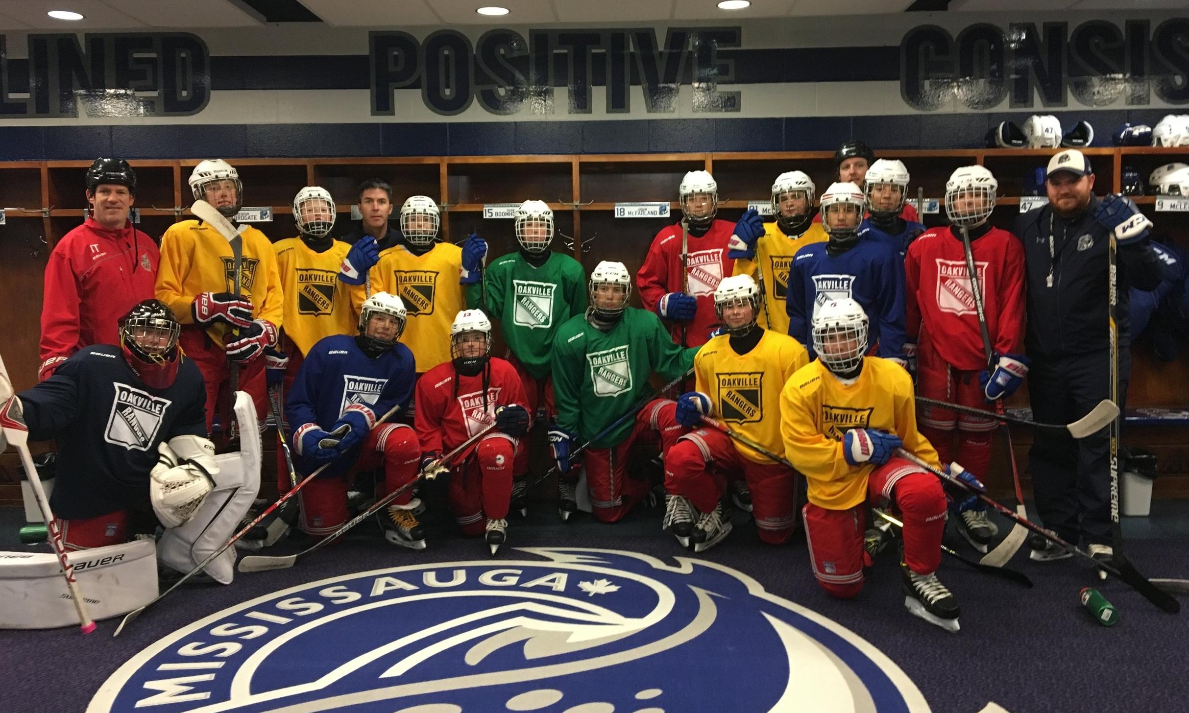 INNO Hockey - Team Training