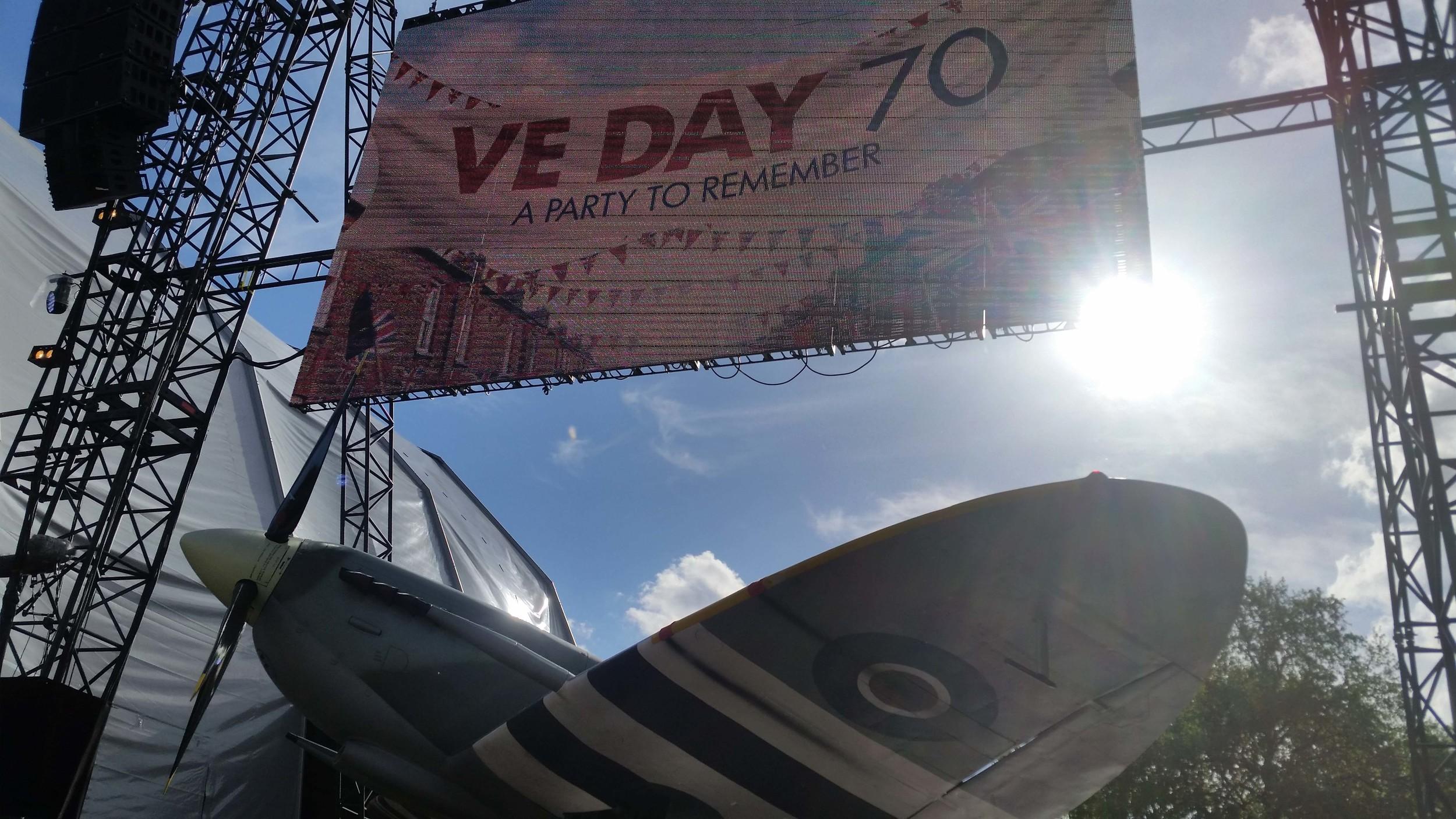 VE Day 70 BBC