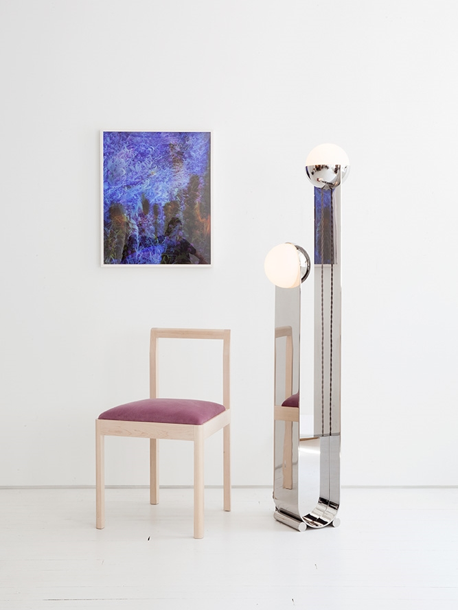 PETE & NORA FLOOR LAMP - EGG COLLECTIVE