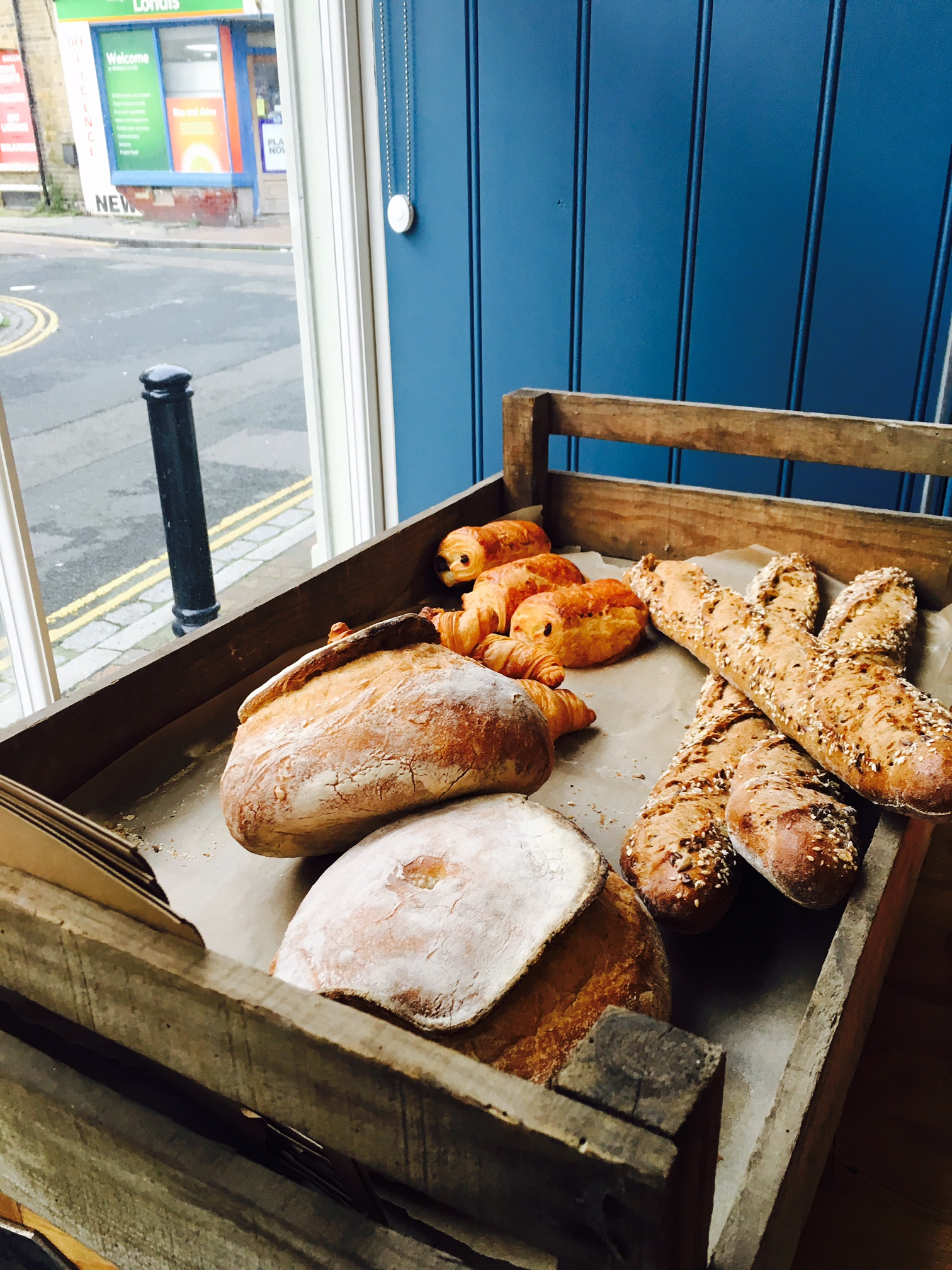 Buy sour dough - available every Saturday to order