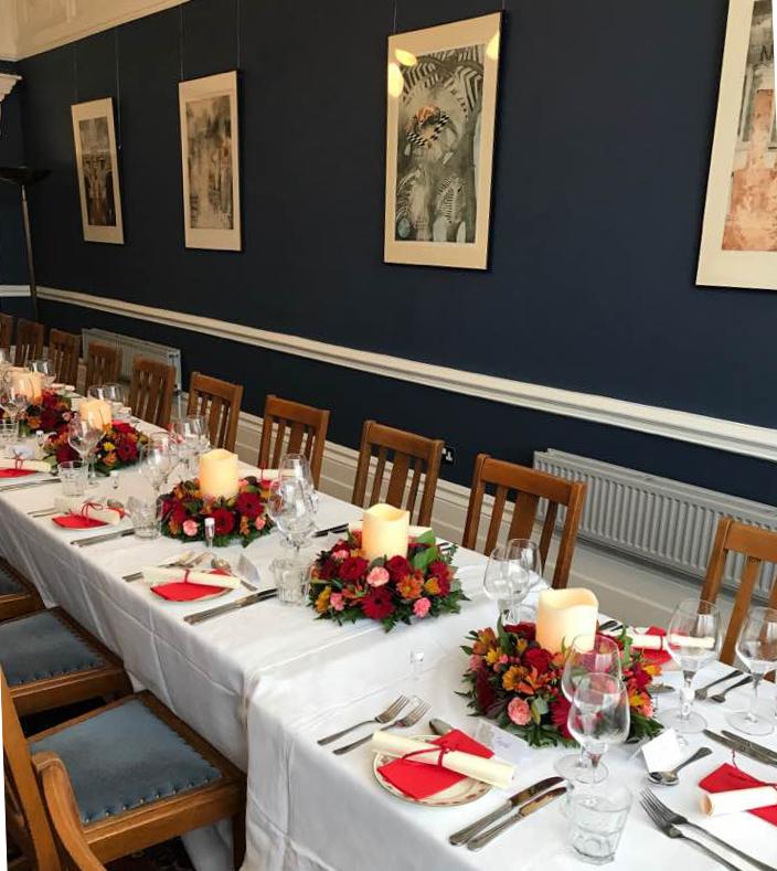 Weddings, Receptions, Talks & Exhibitions