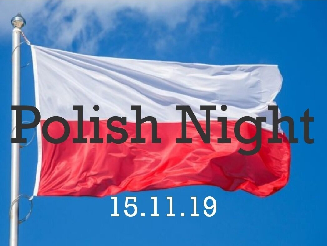 Join us for one night of Polish favorites, Put together by our talented Marzena & Magdalena