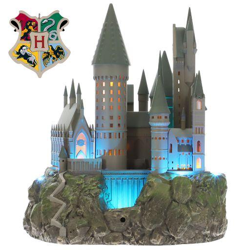 2019 Keepsake Hogwarts Castle Tree Topper.jpg