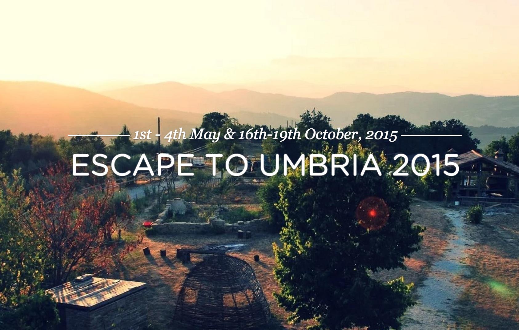 Escape to Umbria