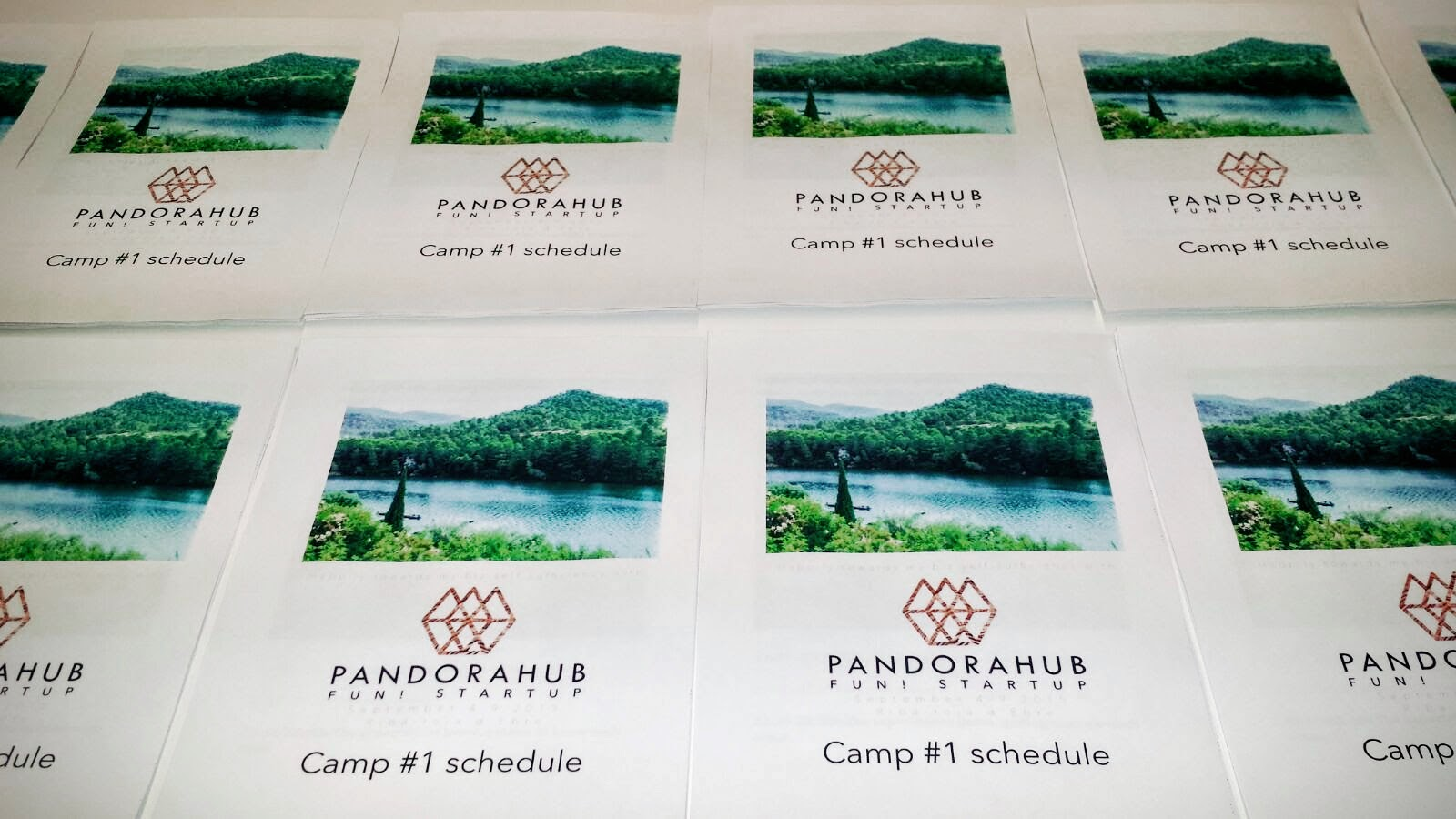 PANDORAHUB FUN! Startup #1