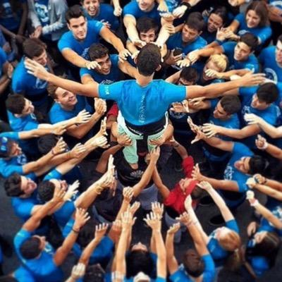 Build a human tower before making your business growth (friday jan 8th evening)