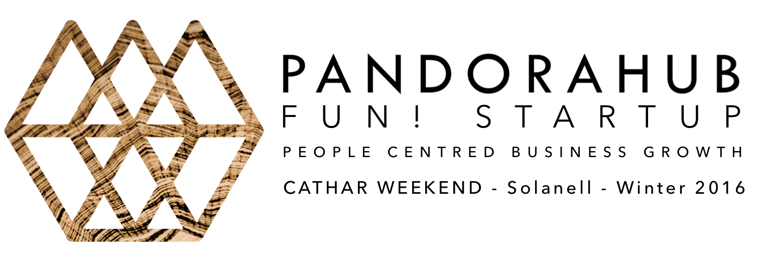 pandorahub fun startup cathar weekend