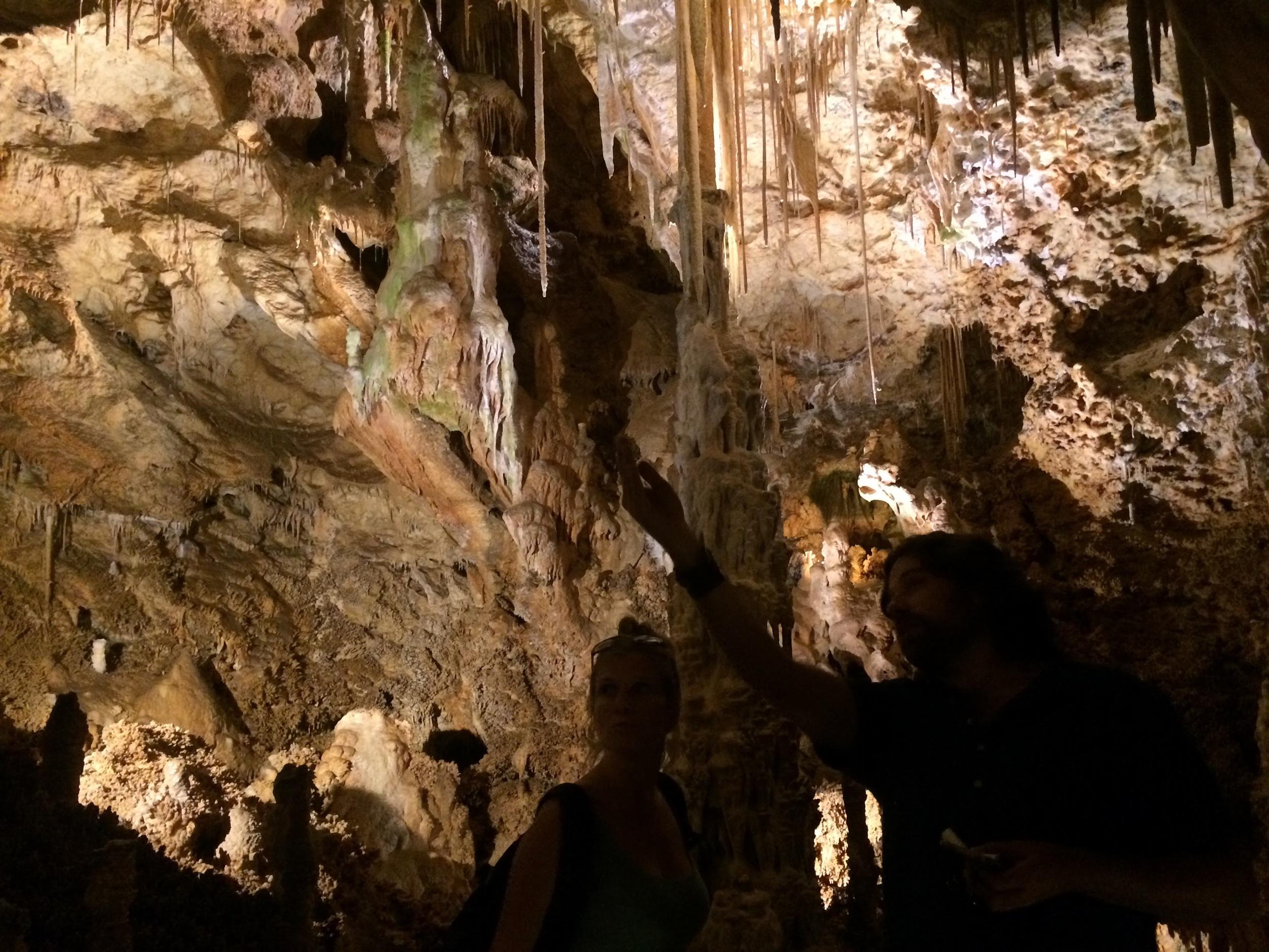 cuevas molinos