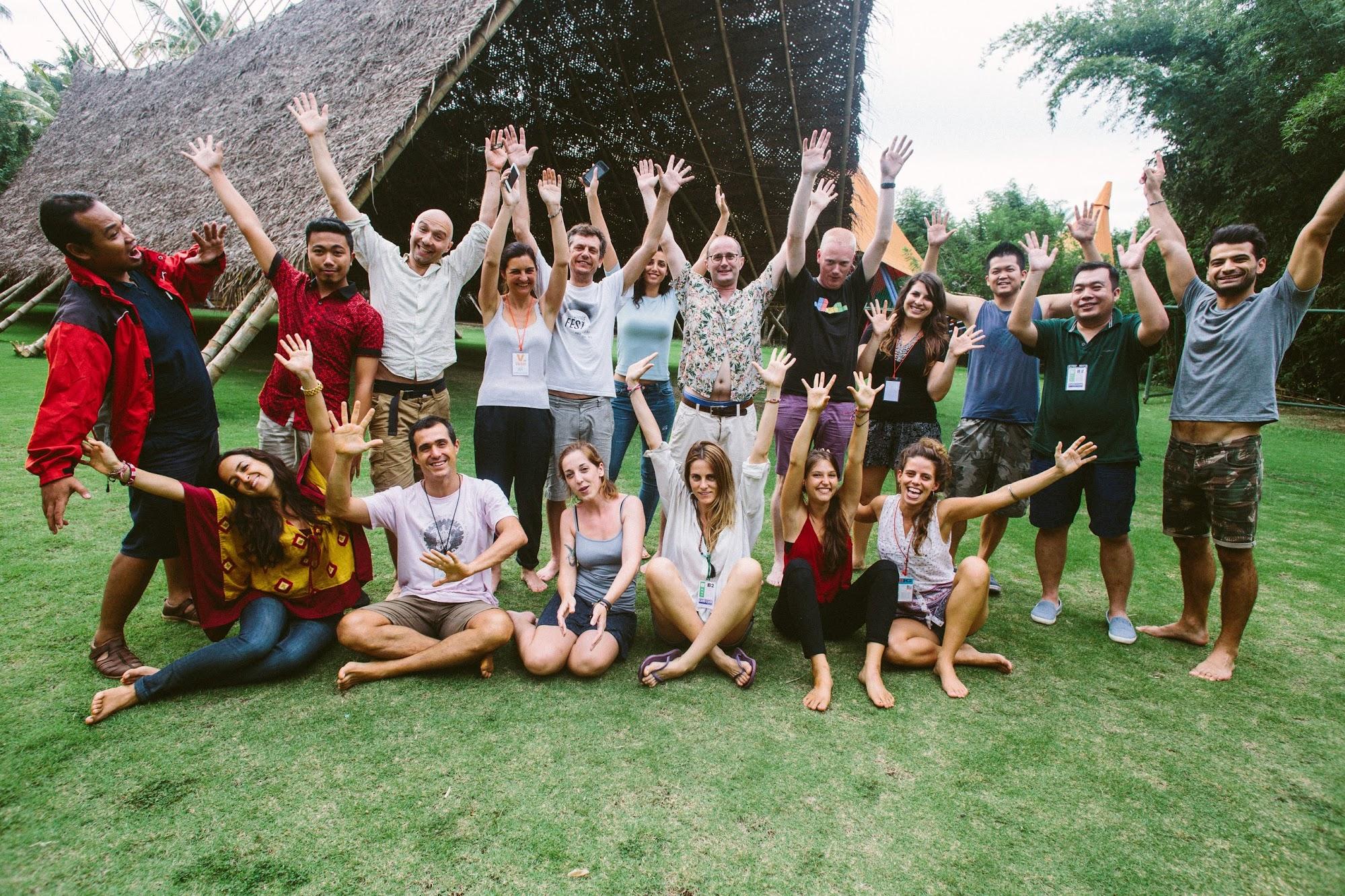 7-day X-Cultural Business Acceleration Bali Vol. 2 - UBUD, CANGGU, BALIMAR 26 - APR 1, 2018