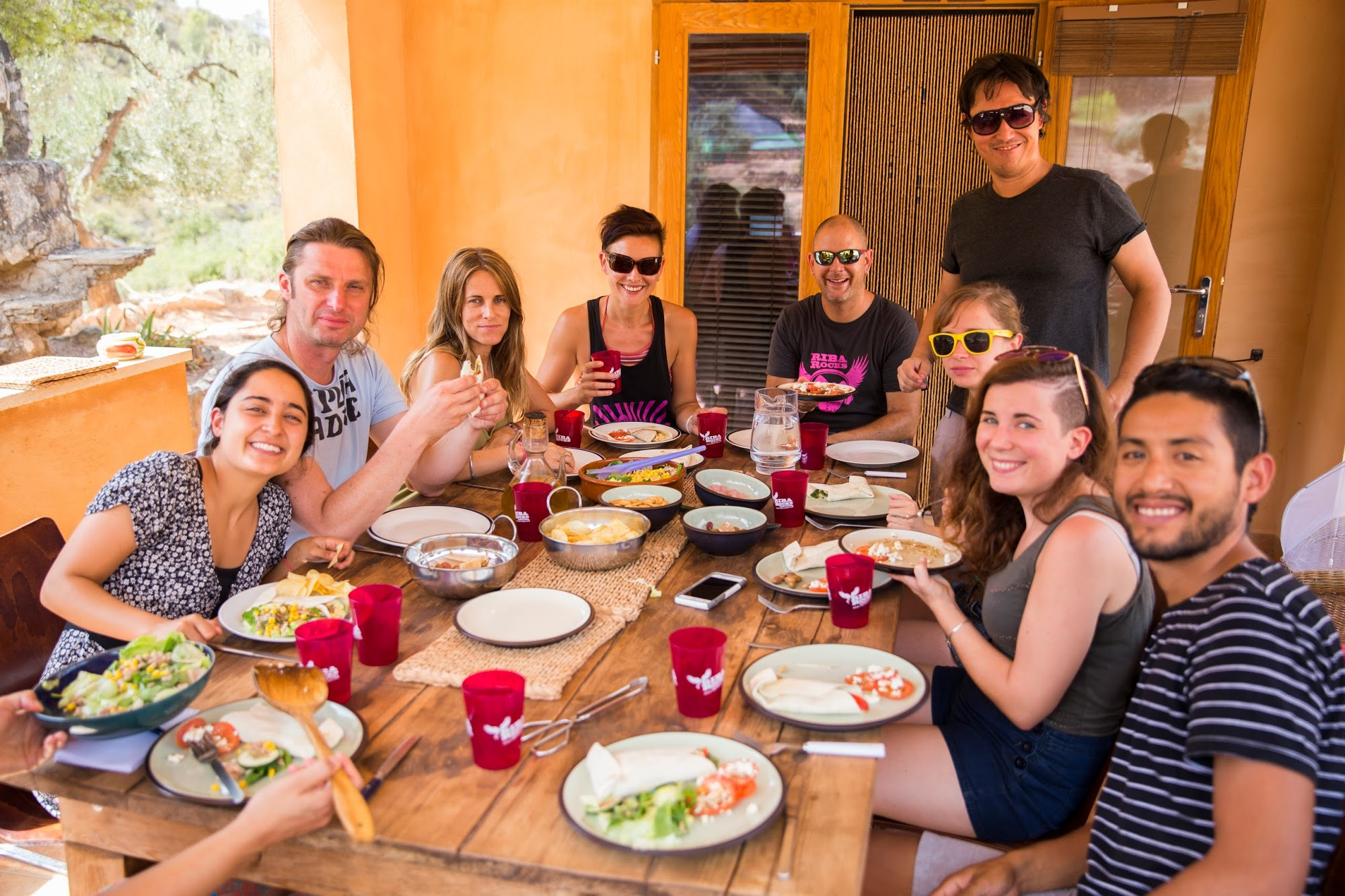 Rural Coliving Summer Safari - Summer 2016