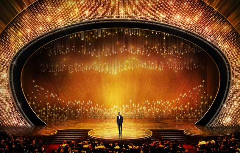 Credit:Derek McLane for Oscars 2016