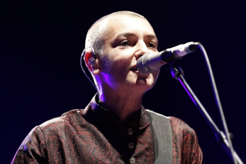 Sinead wants you to know that ... nothing compares ... nothing compares ...