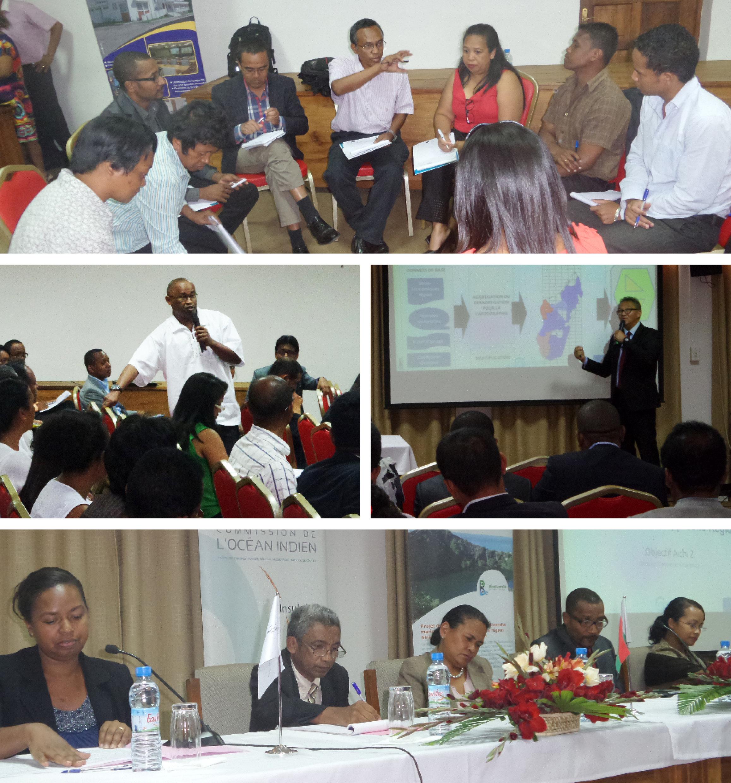 Integrating Natural Capital in National Accounts workshop