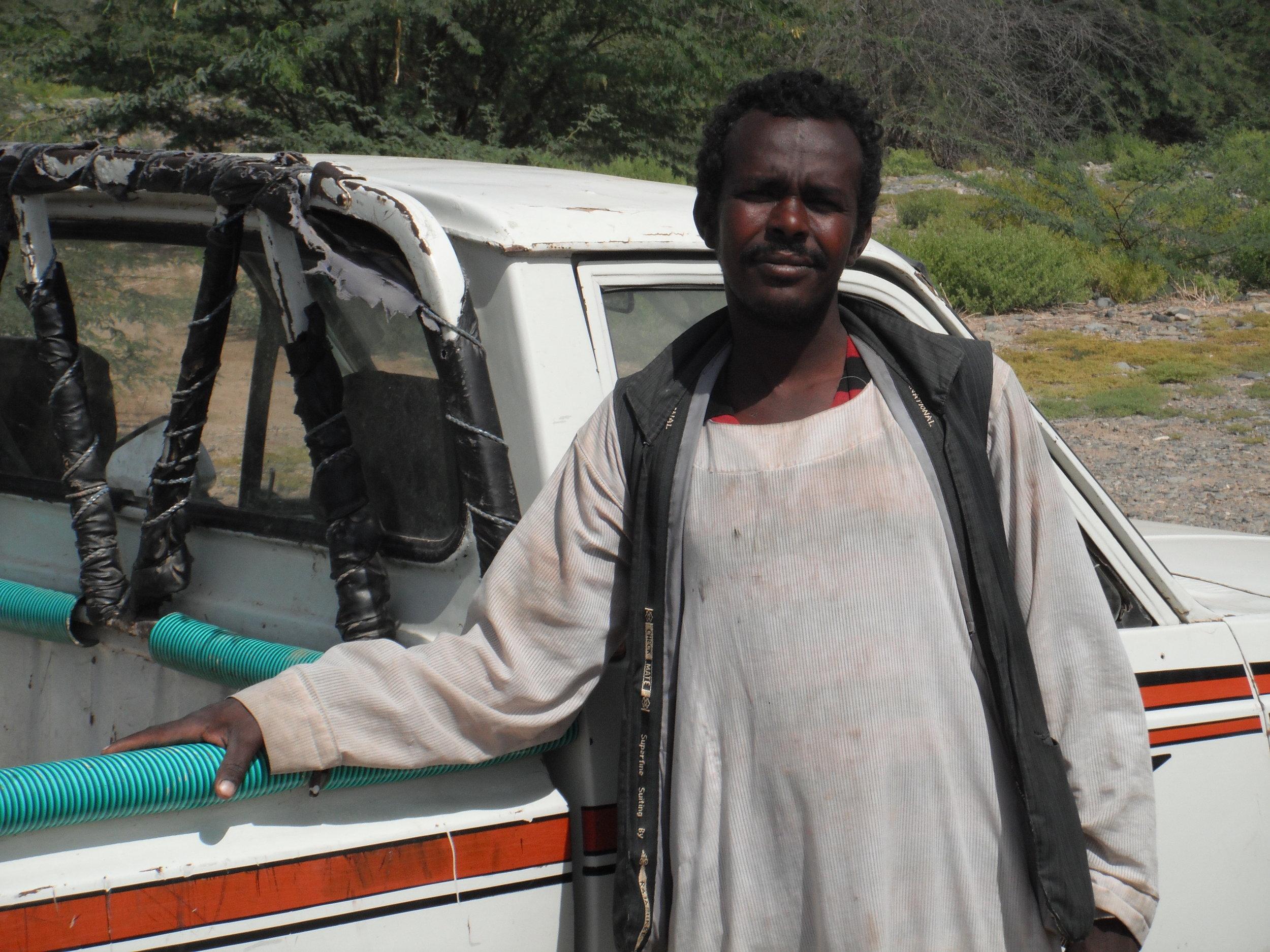 Horticulturalist 36 years old SOS Sahel Bilaib village, Gunub & Awlieb, Red Sea State