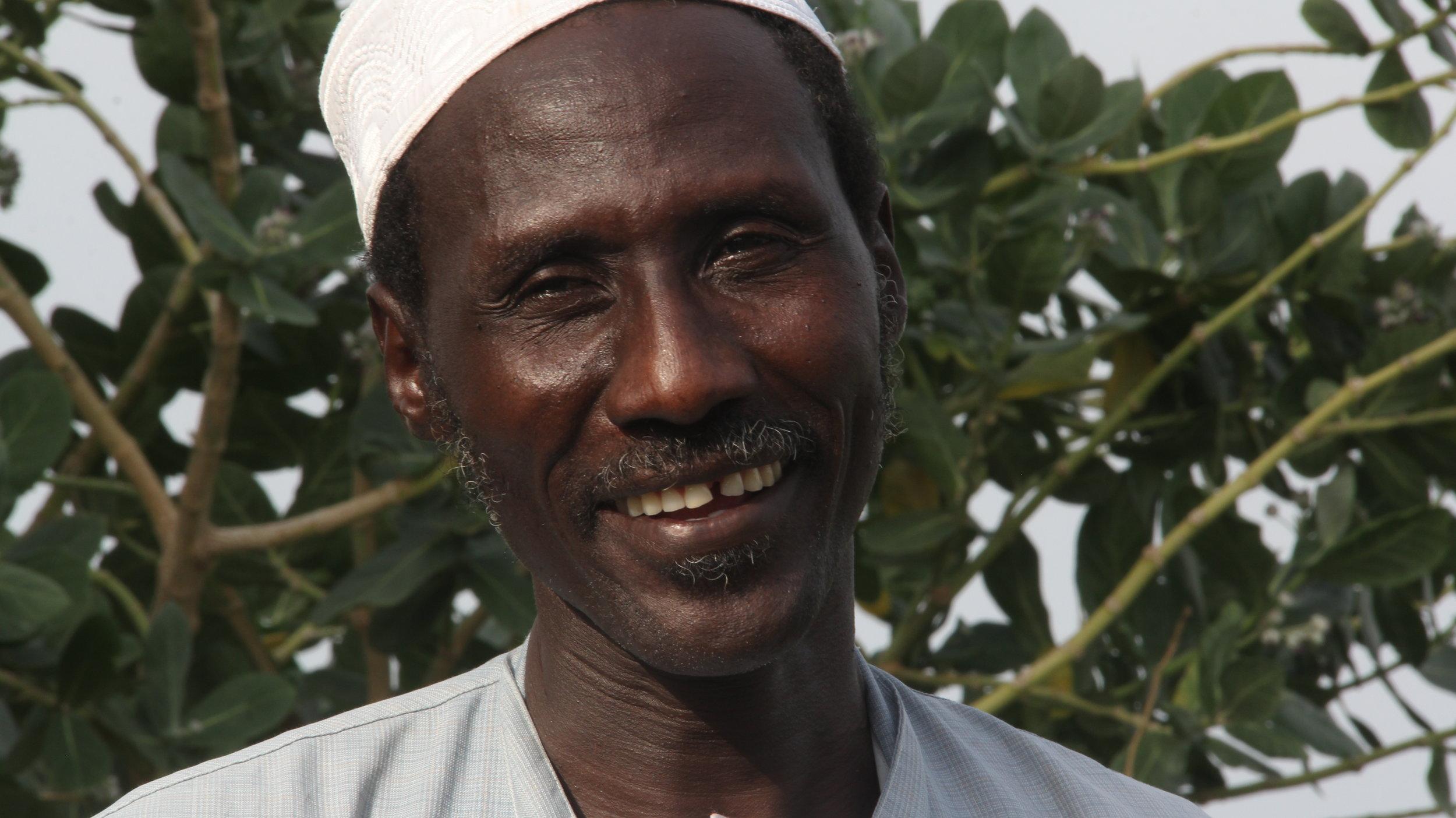 Farmer 50 years old WHH Wad Elhilew, Kassala State
