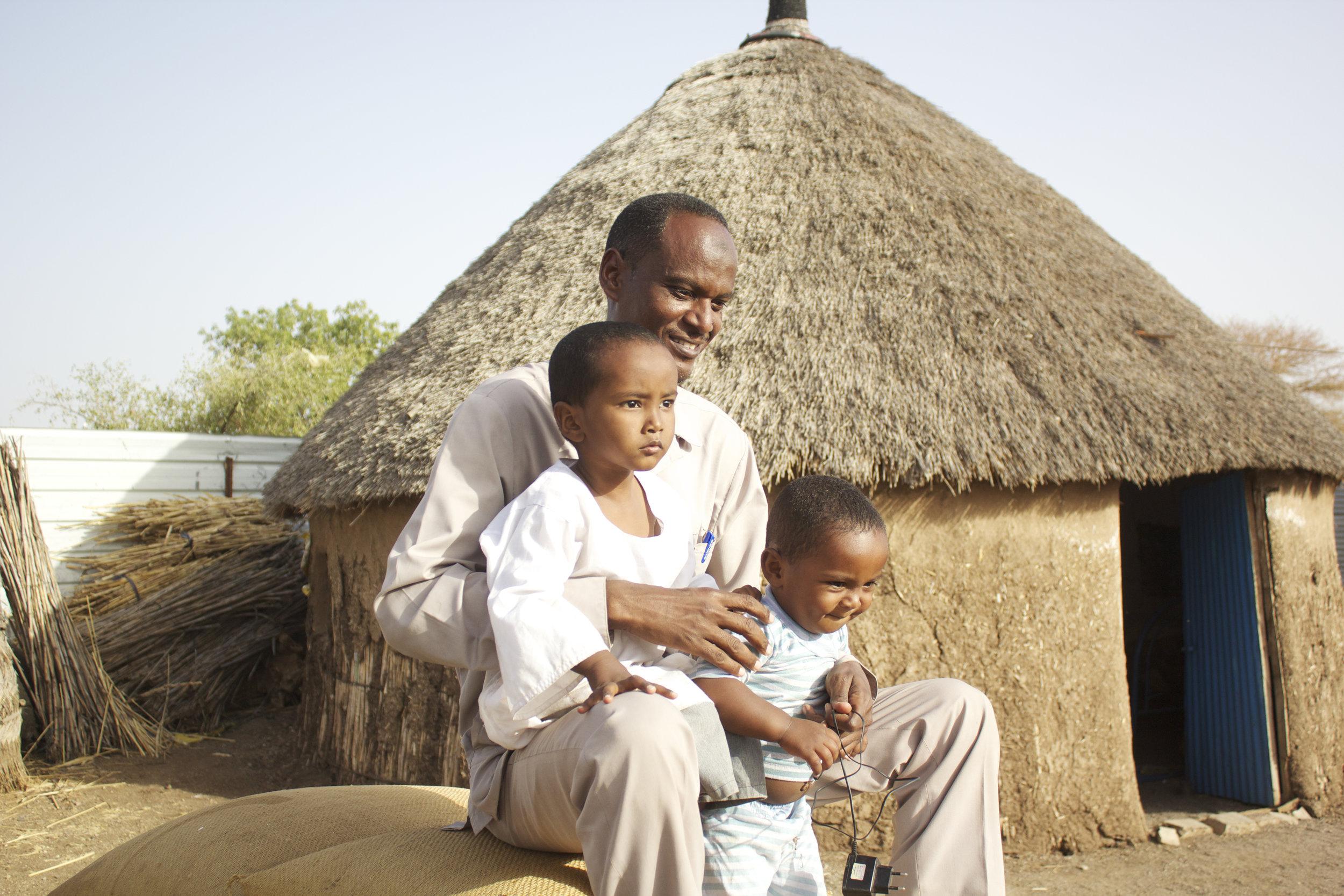 Farmer 40 years old ZOA/Zenab Um Sinebra village, Central Gedaref locality, Gedaref State