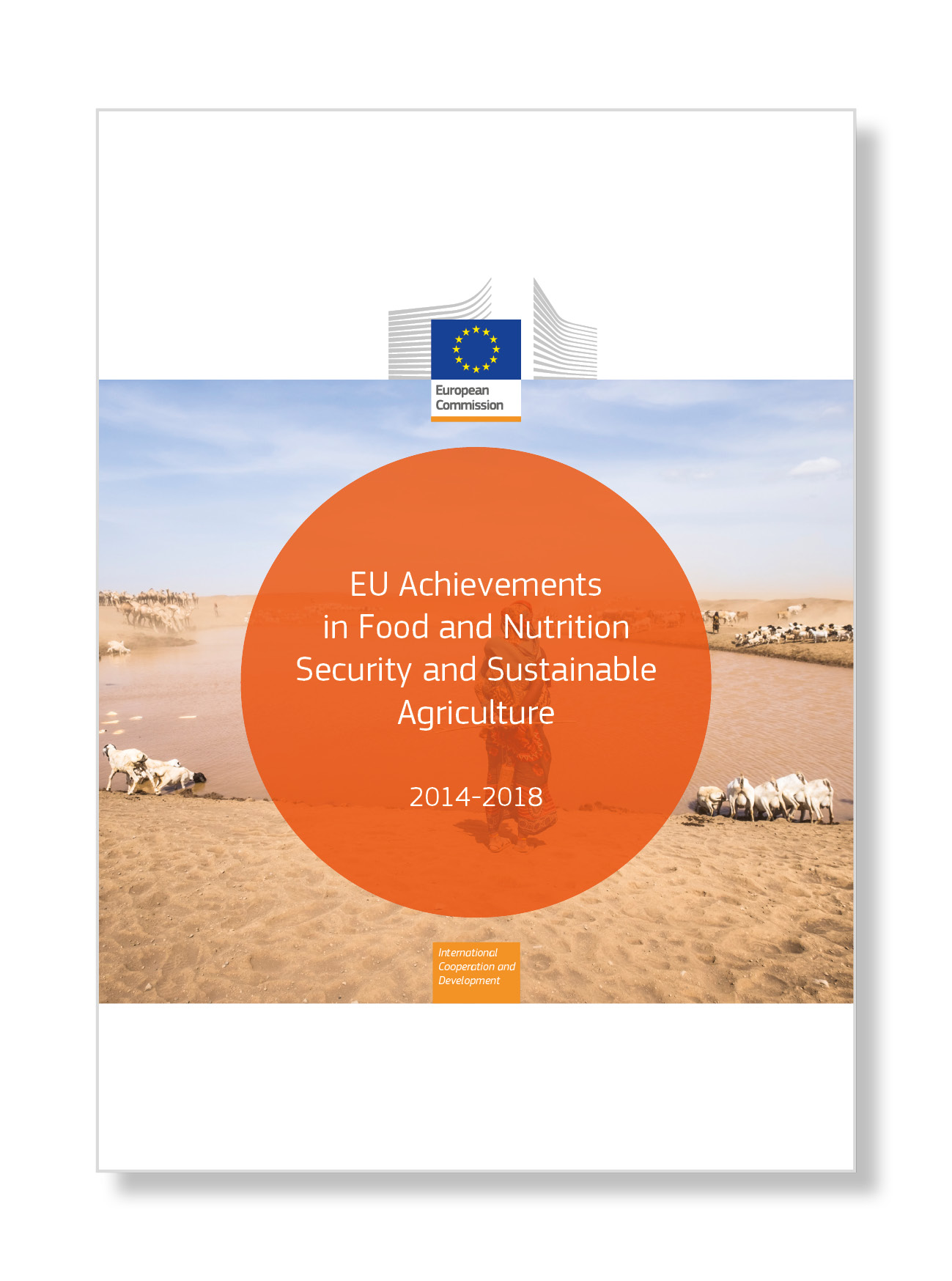 Brochure: EU Achievements in Food and Nutrition Security and Sustainable Agriculture