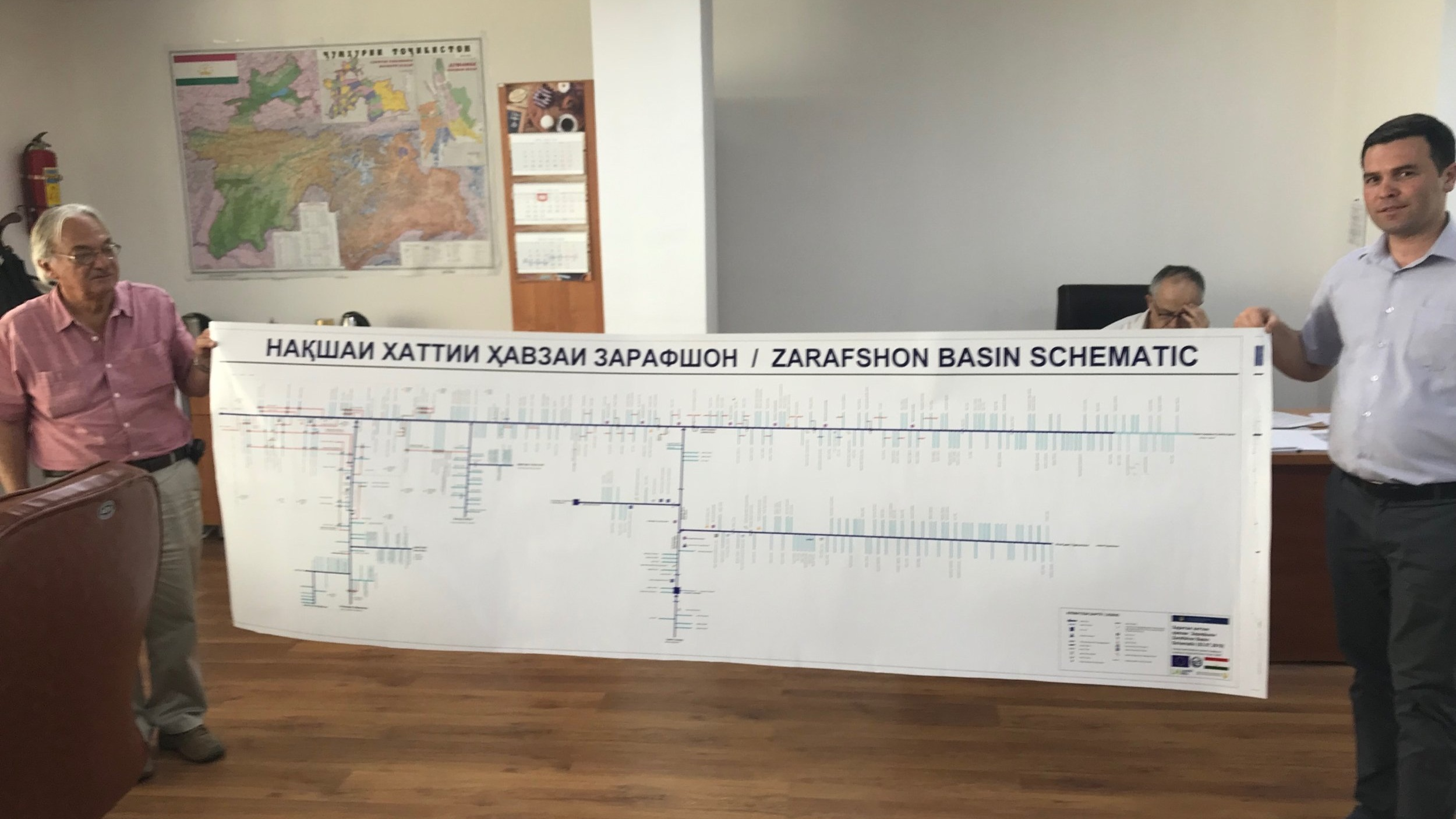 2019 version of the Zarafshon Basin Schematic (photos by Andreas de Jong)