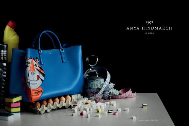 Kellogg's Anya Hindmarch Advertising