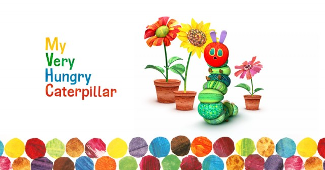 My Very Hungry Caterpillar App StoryToys Licensing