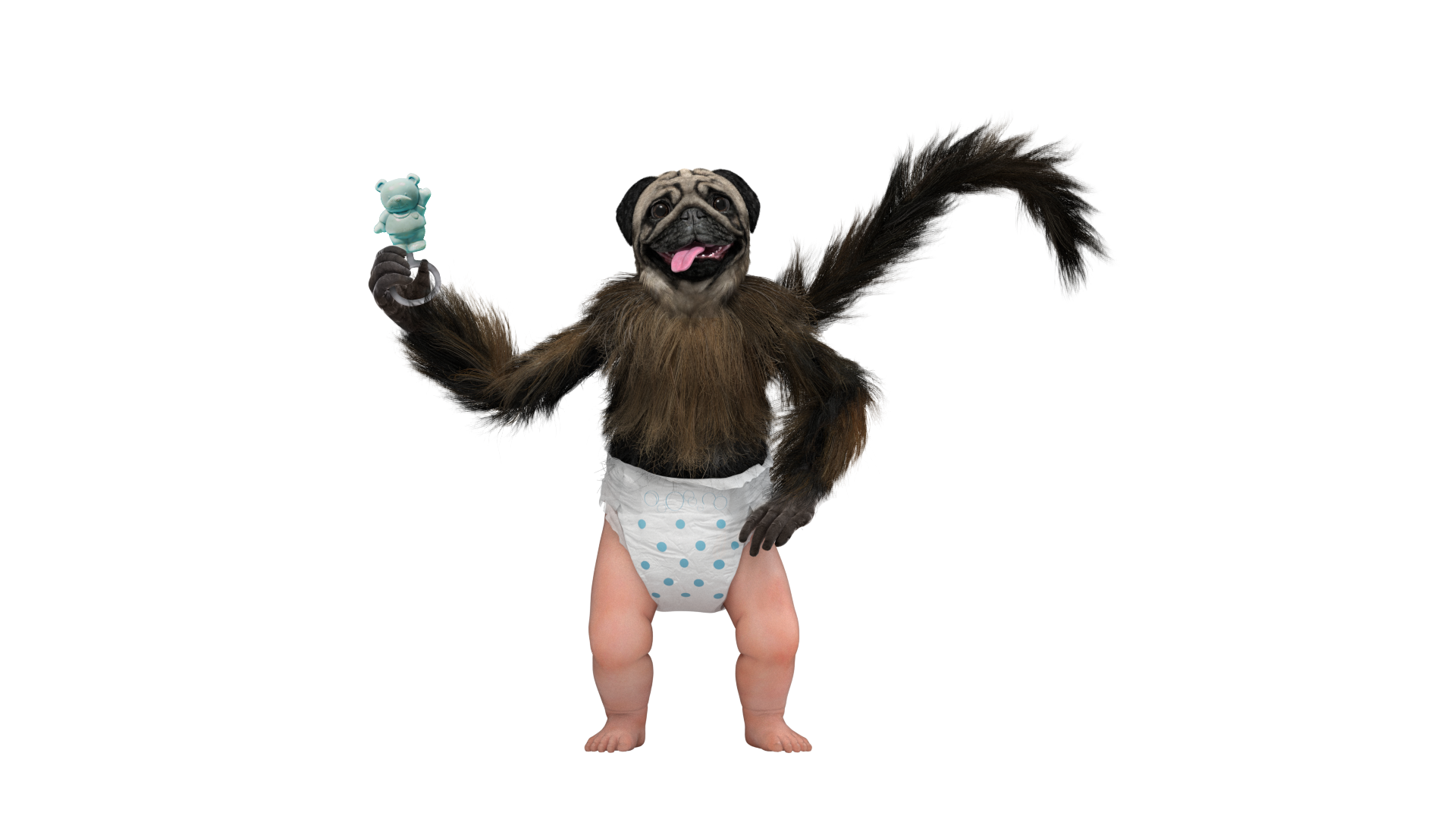 PuppyMonkeyBaby Mountain Dew Licensing