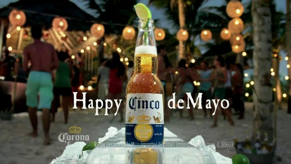 Corona Cinco de Mayo Marketing Campaign