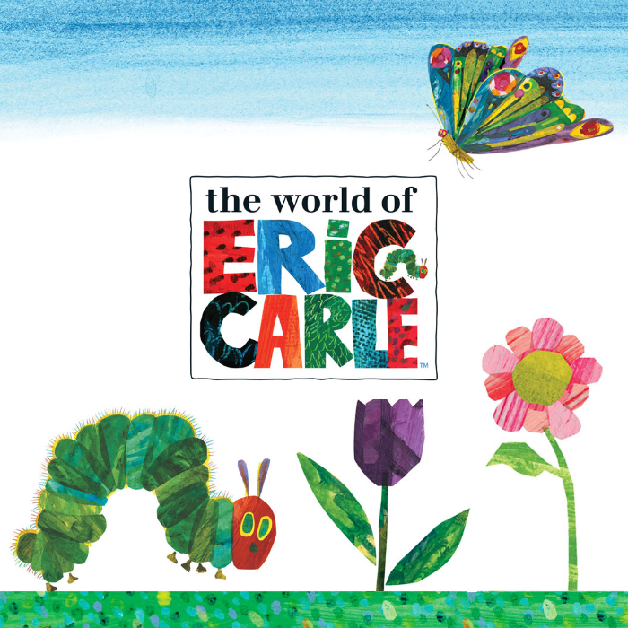 World of Eric Carle brand licensing