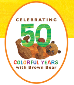 Brown Bear Brand Licensing 50th Anniversary