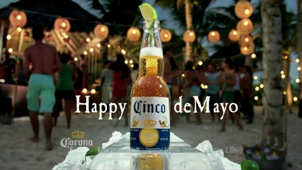 Corona Cinco de Mayo brand licensing