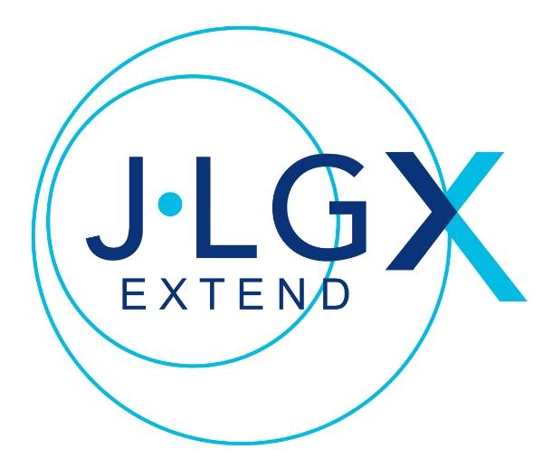 JLGX Logo Brand Licensing Consulting