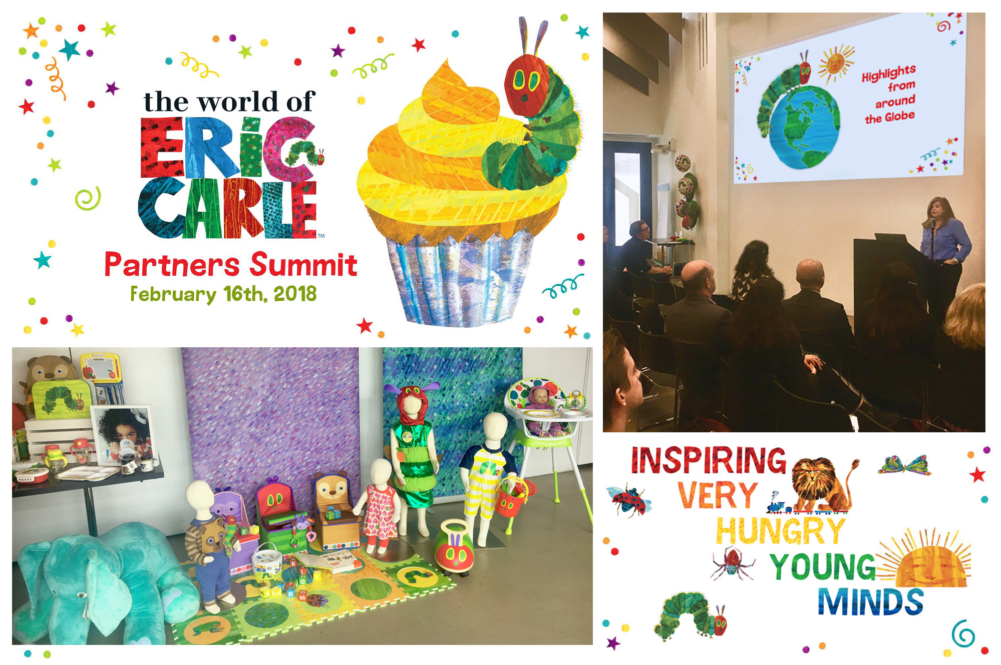 World of Eric Carle Brand Licensing Summit