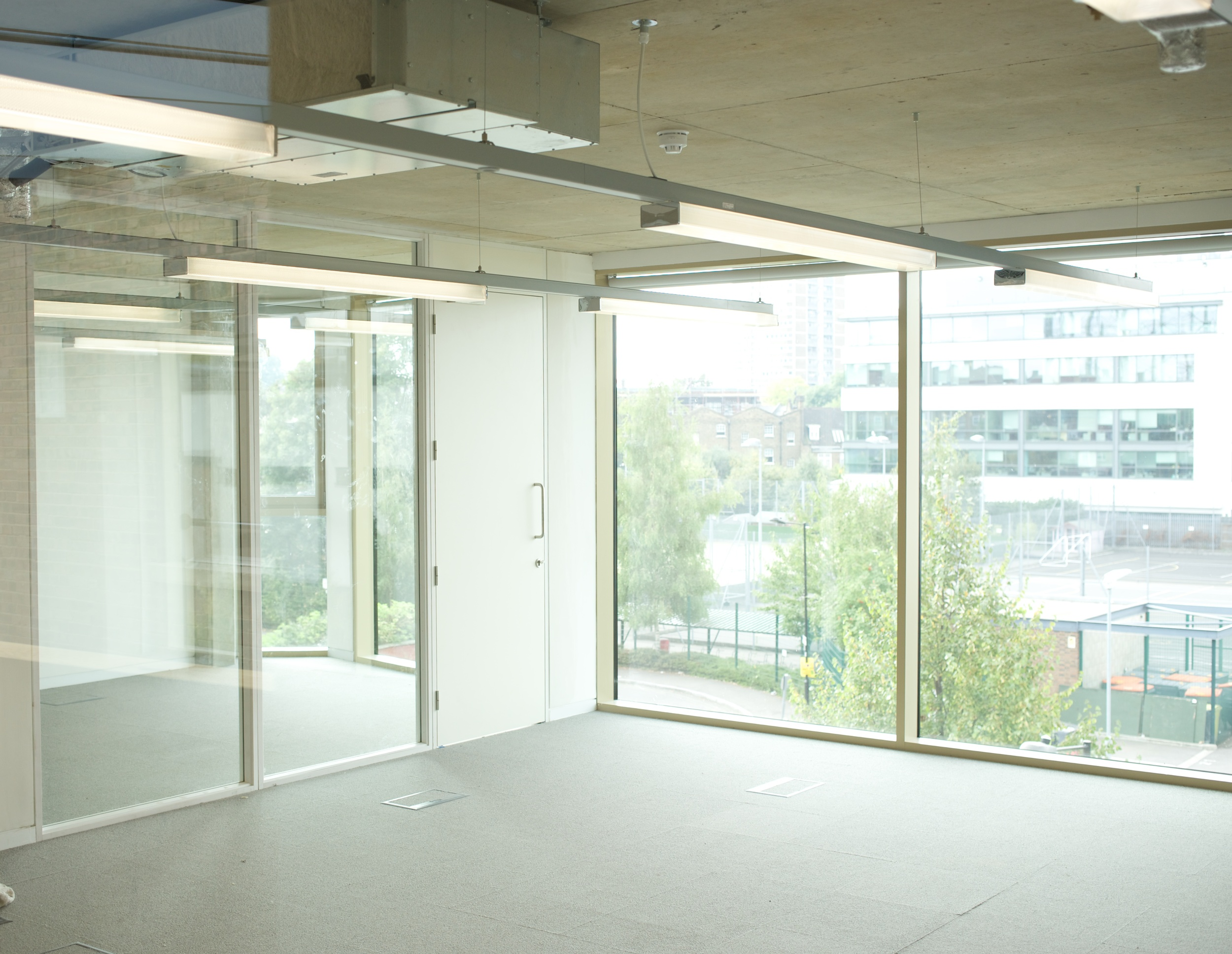 First floor office space, The Foundry, Vauxhall.