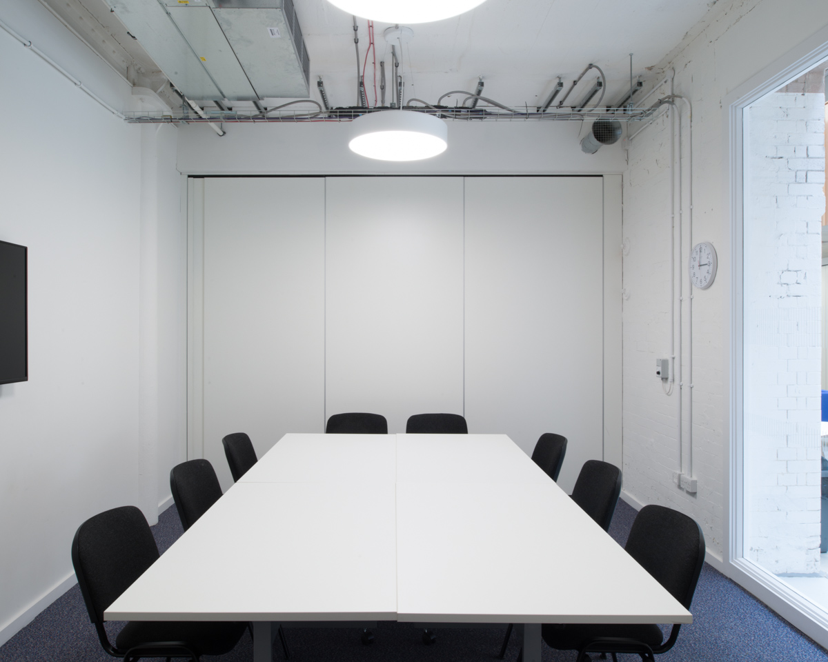 Meeting Room 1 at The Foundry, Vauxhall