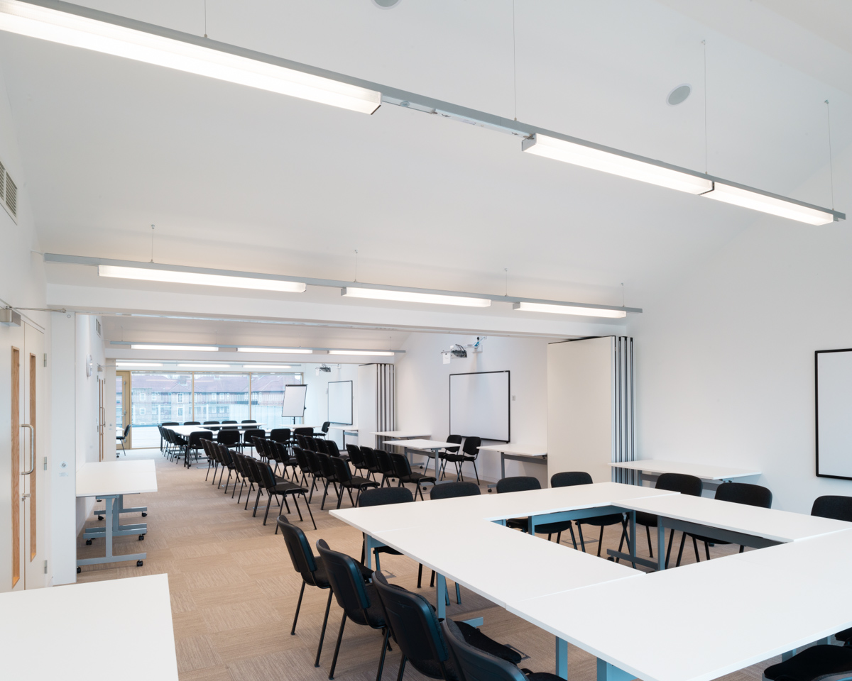 Meeting Room 4, 5 + 6 at The Foundry, Vauxhall