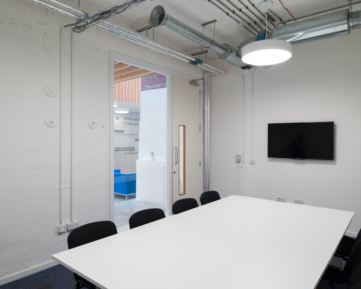 Meeting Room 3 at The Foundry, Vauxhall