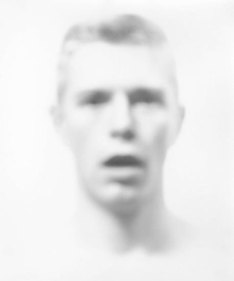 Bill Jacobson,  Interim Portrait #373 , 1992