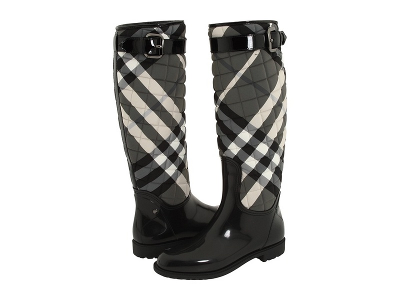 Fashion Friday: Rain Boots 1