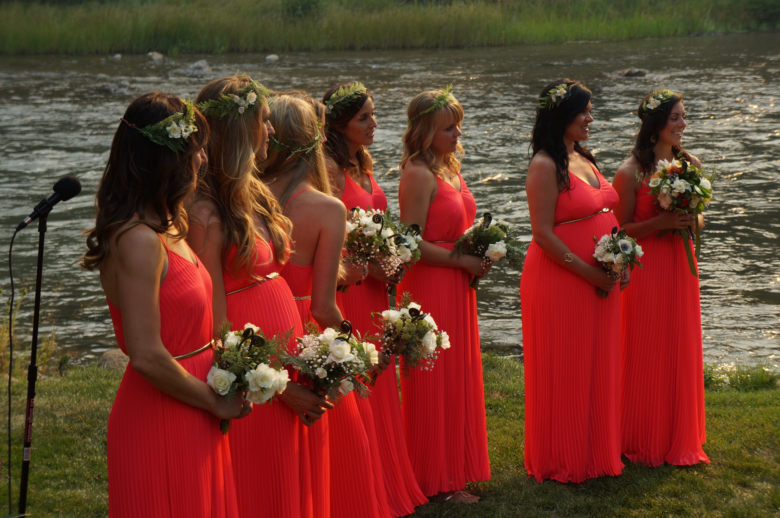 Wedded Bliss at Painted Rock Lodge