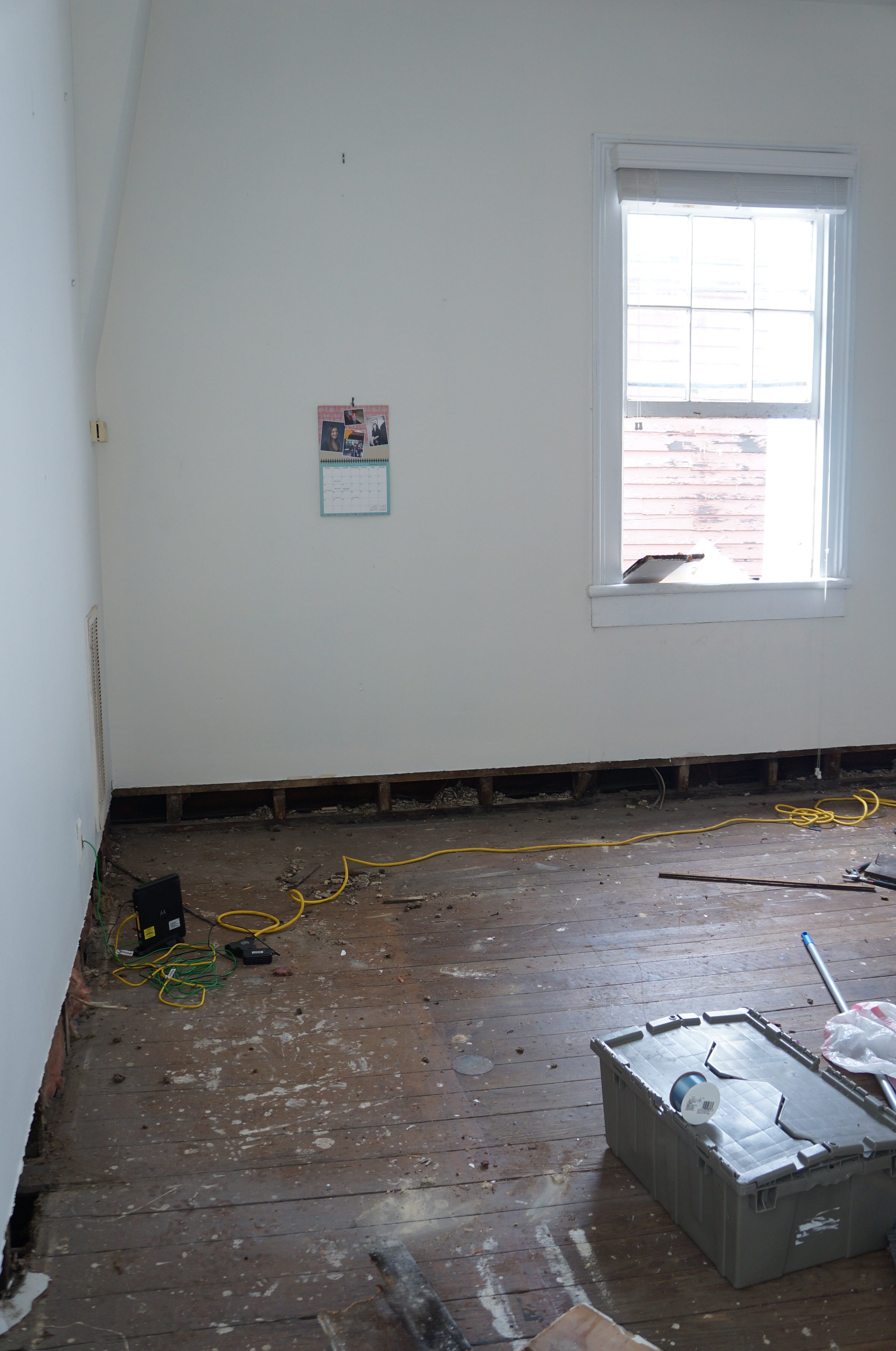 Nursery BEFORE renovations