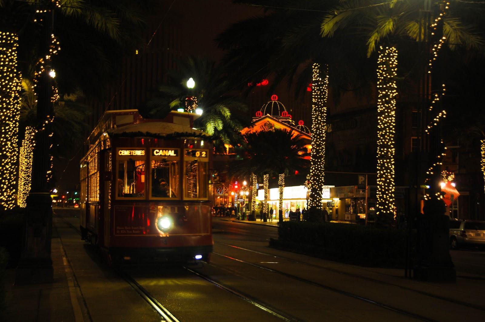 Canal Street Christmas, Courtesy The Wayfare