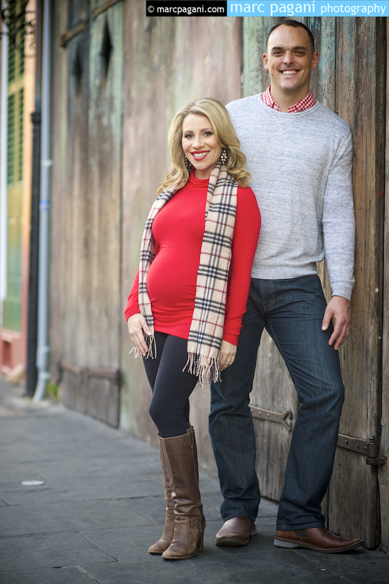 Marc Pagani Maternity Photo Shoot