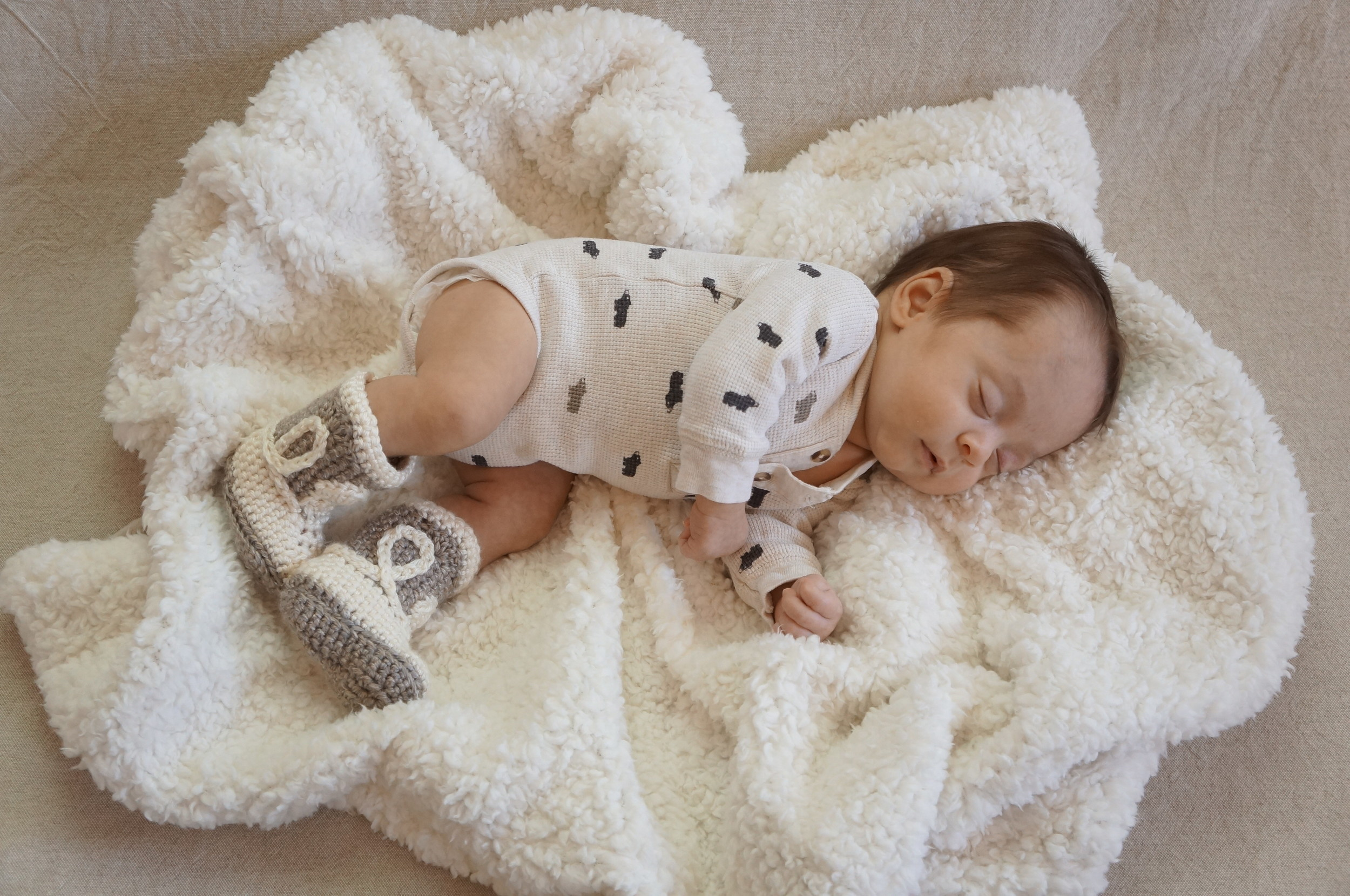 Infant photography tips