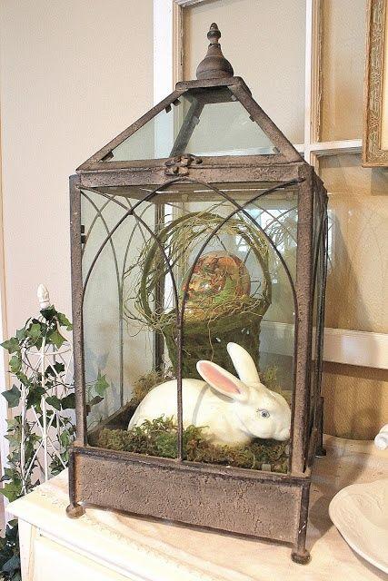 Pinterest Easter Lantern