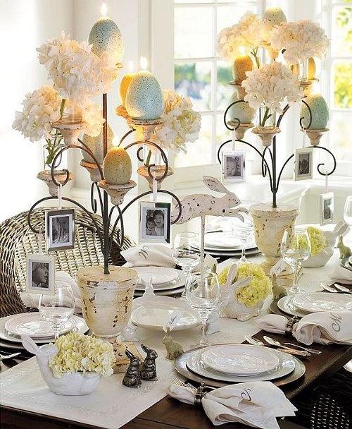 Pinterest Easter Table
