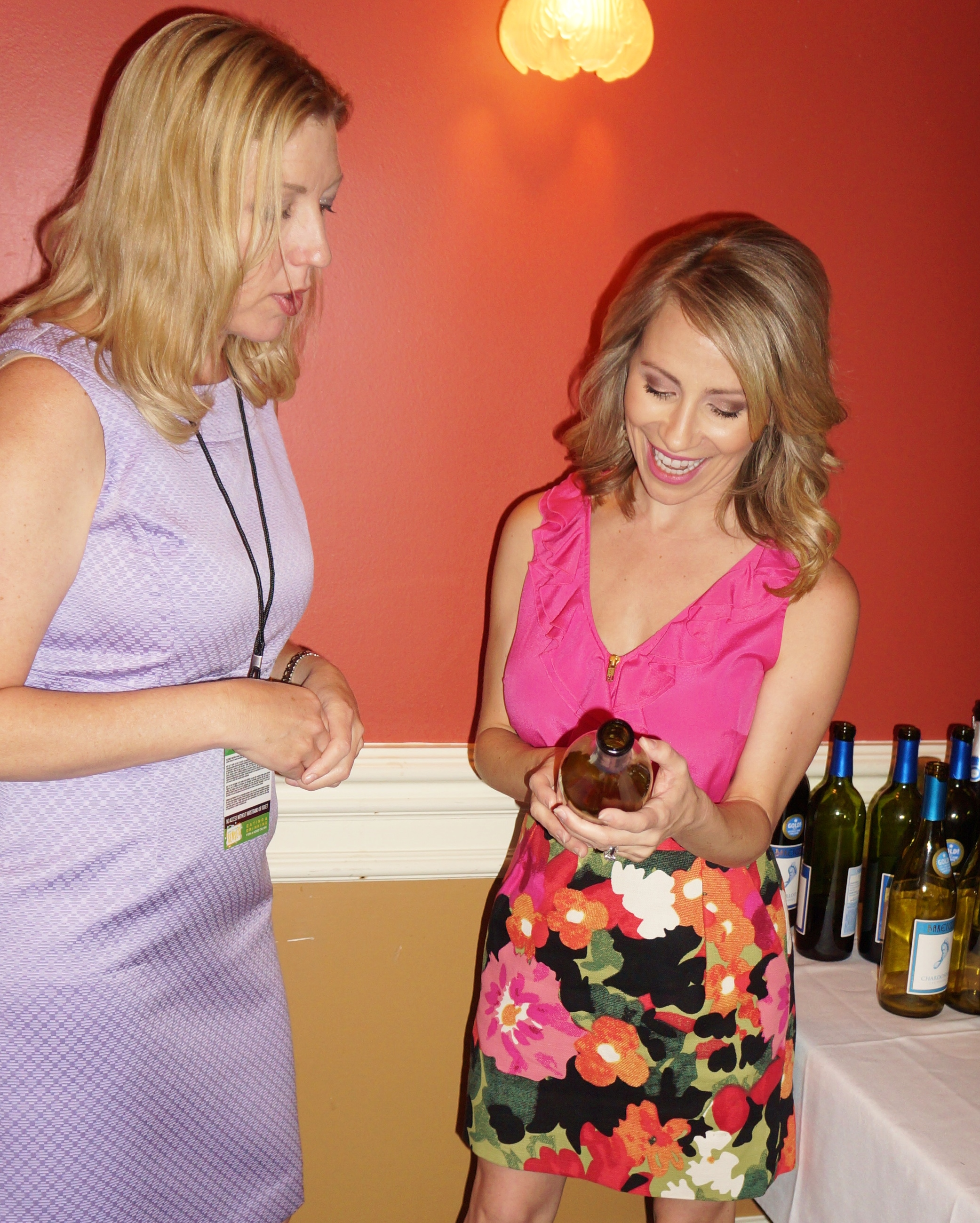 Barefoot Wine Luncheon at Galatoire's