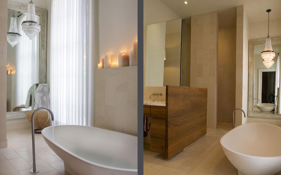 Kingsway House Modern Bathroom- Studio WTA