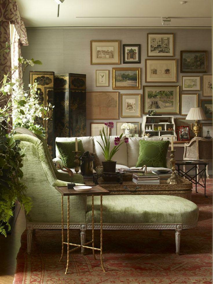 Velvet Chaise, Home Portfolio